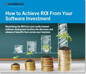 How to achieve ROI from your software investm