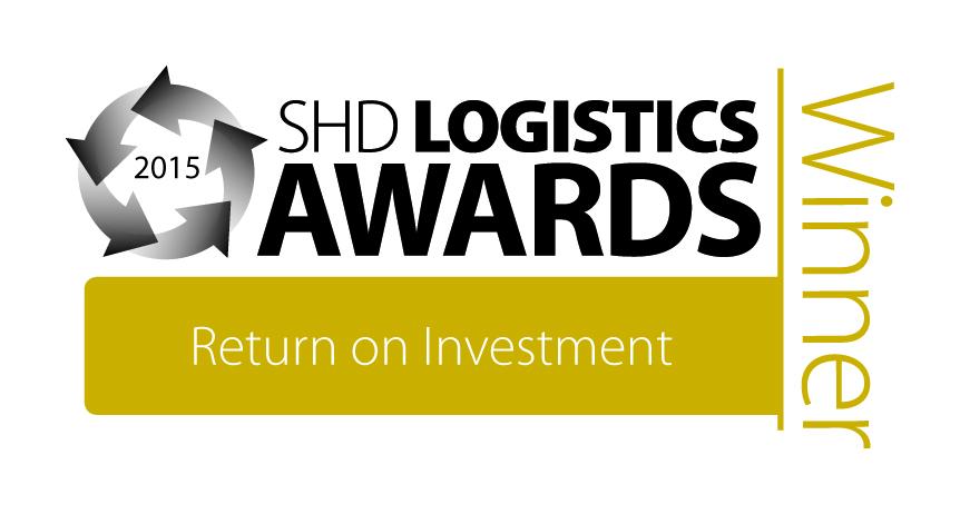 SHD Logistics Award Winner Logo