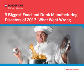 3 biggest food and drink manufacturing