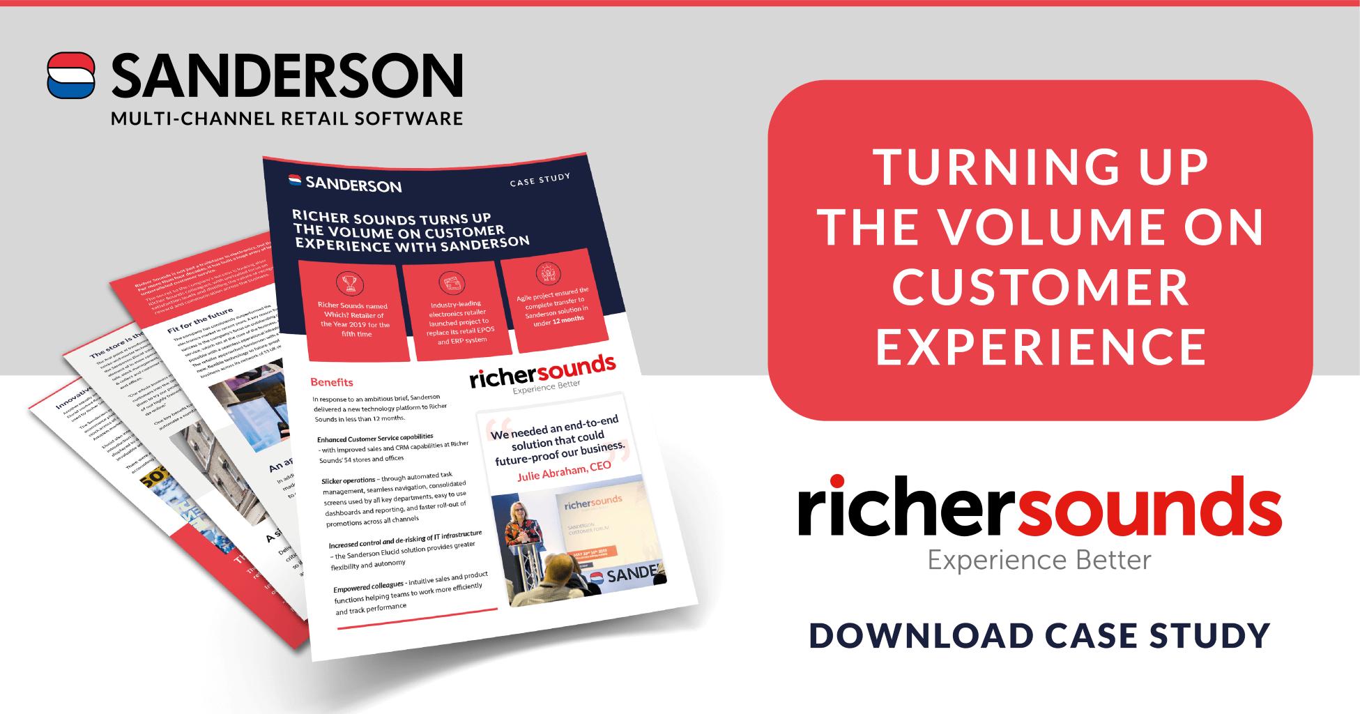 RicherSounds CaseStudy