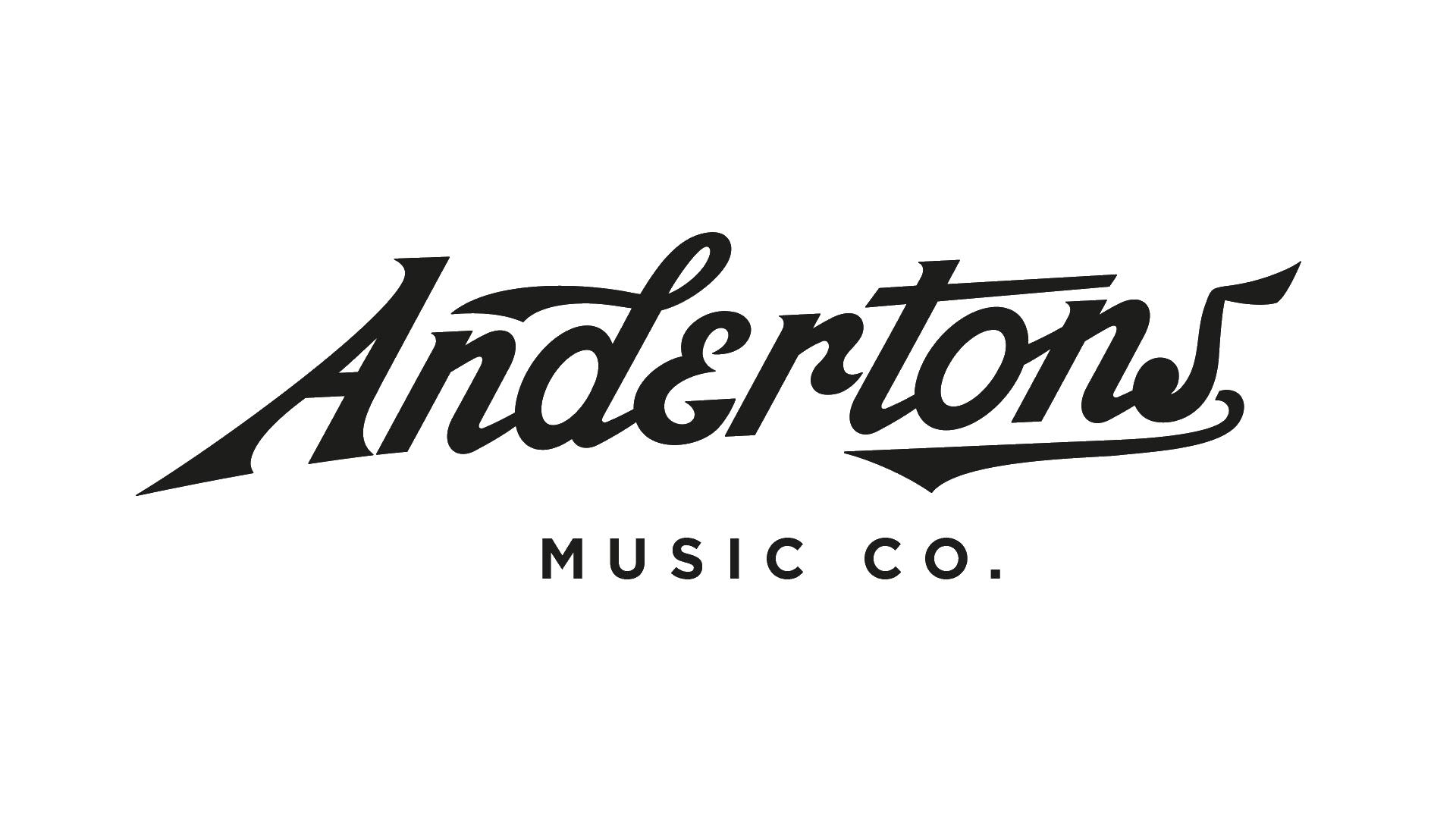 Andertons Music company logo